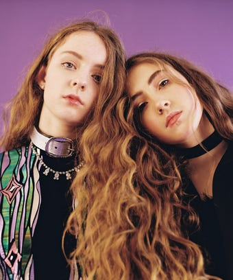 Let's Eat Grandma Francesca Allen