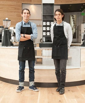 Tommy and Chris Reveille Coffee