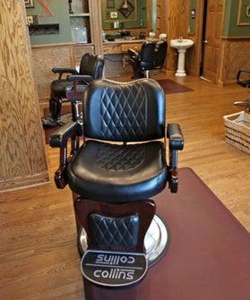 barber thumb