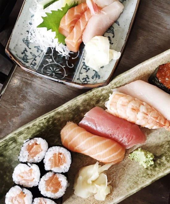 Best Sushi In London