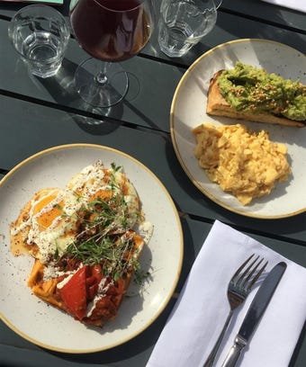 Best Vegetarian Restaurants In London