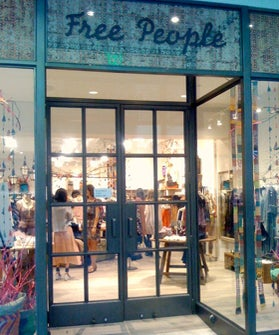 free people thumb