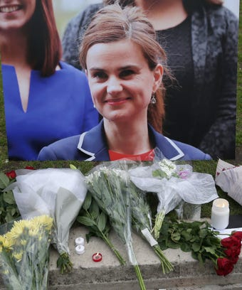 Jo Cox MP Murder Thomas Mair Found Guilty Terrorist