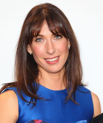 Samantha Cameron Fashion Line Vogue Interview