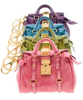 Mini Miu Miu Handbag