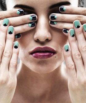 la-2012-nail-art