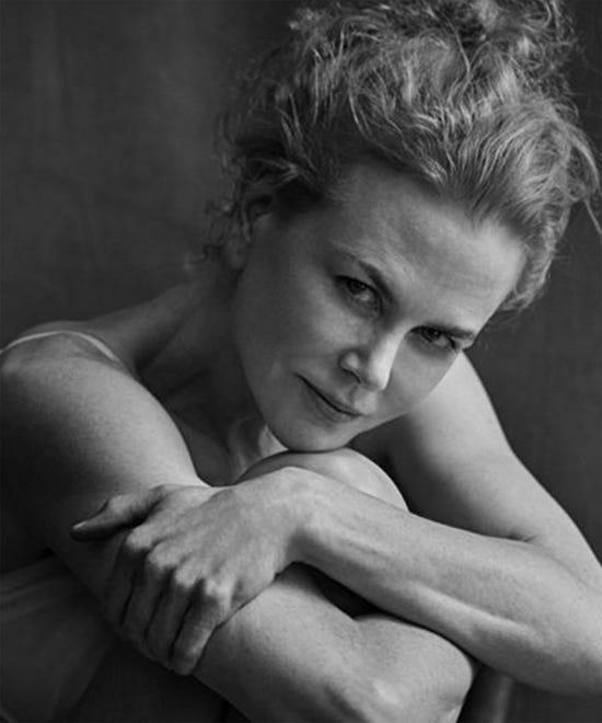 pirelli Calendar 2016 2017 Nicole Kidman