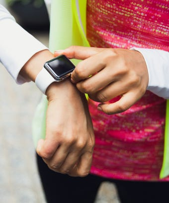 Fitness Trackers Don't Work