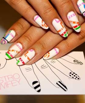 CTA nails