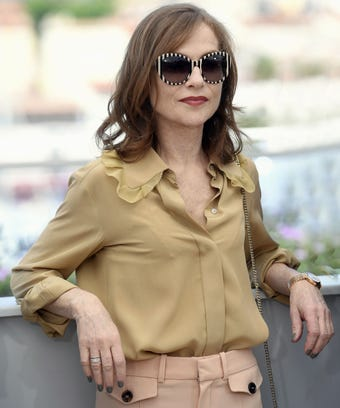 Isabelle Huppert Interview Actress