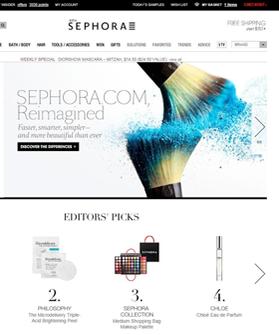 Sephora opener