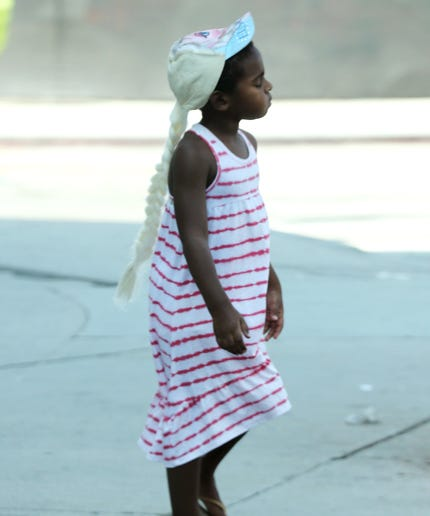 Charlize Theron Son Elsa Dress Fury, Black Gender Roles