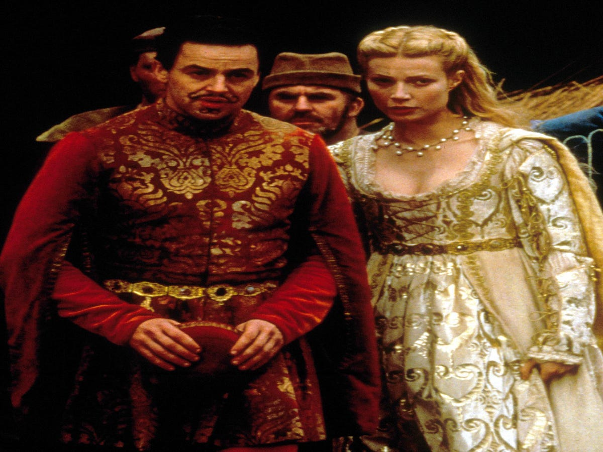 If You Swooned For Shakespeare In Love, You Need To Watch This New TV Show
