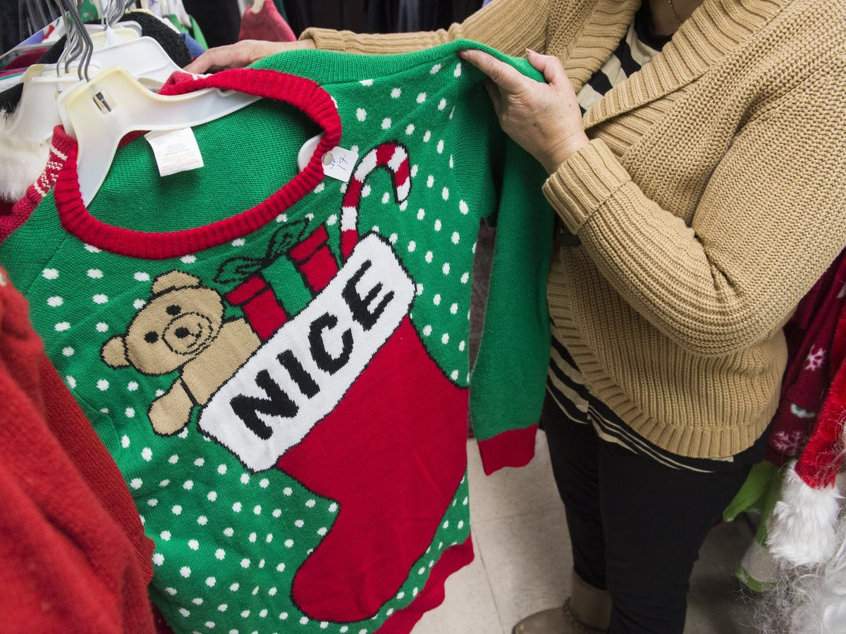 Three Pubs In England Have Banned Ugly Holiday Sweaters