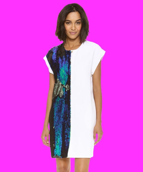 Sequined Dresses For Every Occasion