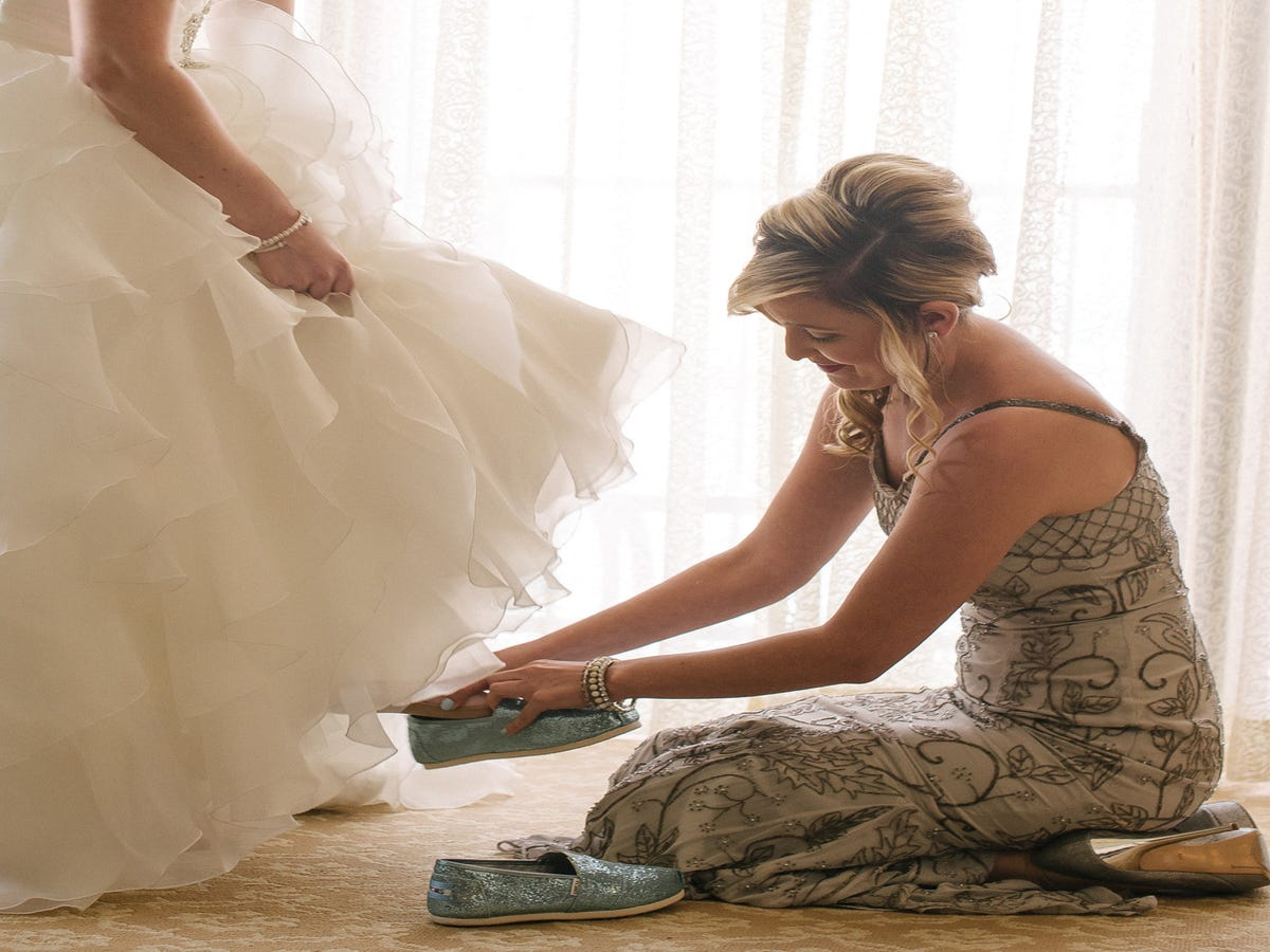 How One Woman Made A Career Out Of Being A Bridesmaid-For-Hire