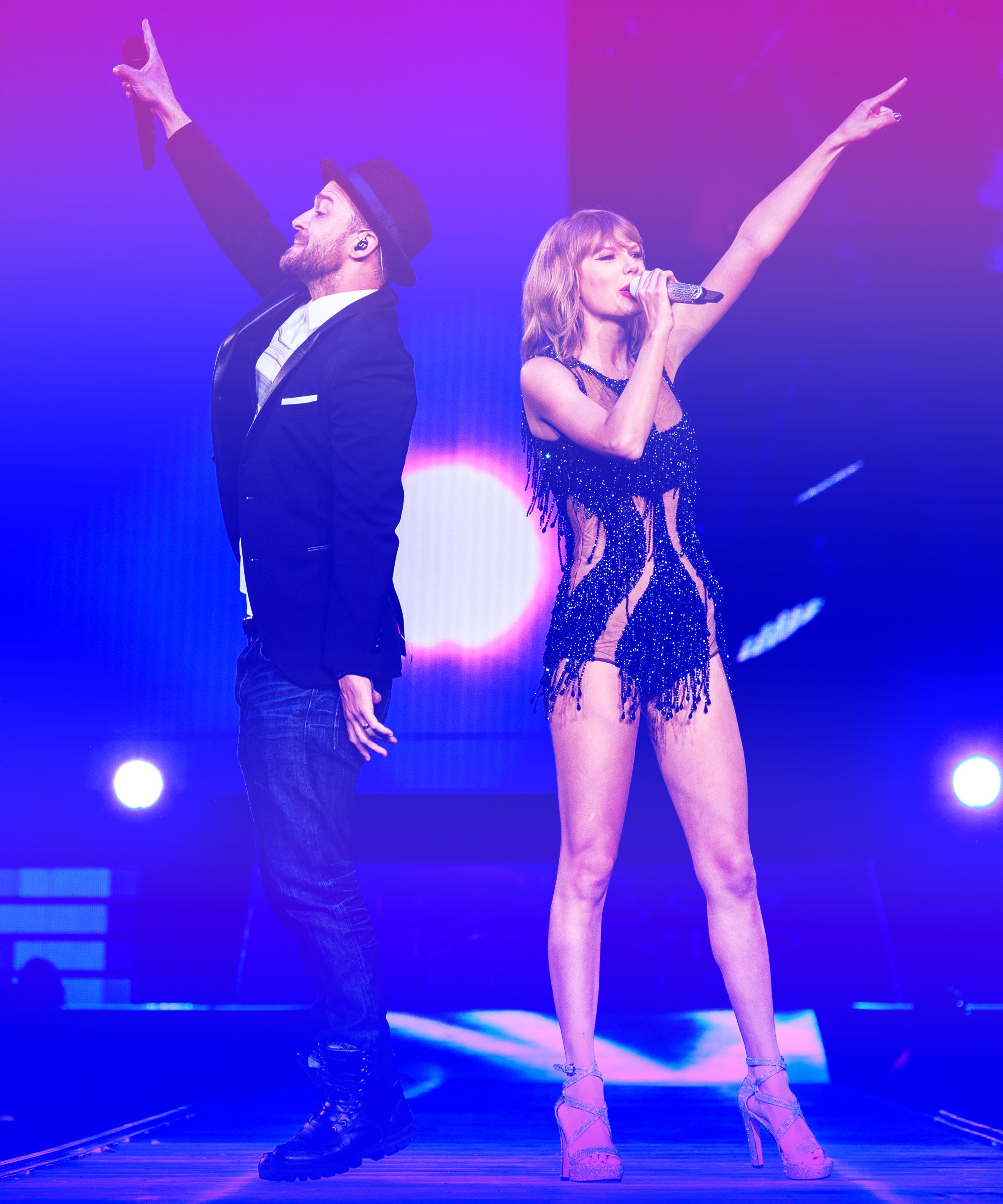 Every Single Guest Star On Taylor Swift's 1989 Tour _OPENER