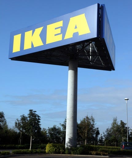 "Ikea Exec Says We've Hit ""Peak"" Home Furnishings"