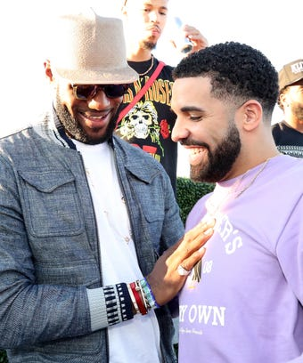 Drake new hair curly new album hint haircut meaning photo johnny nunezgetty images urmus Image collections