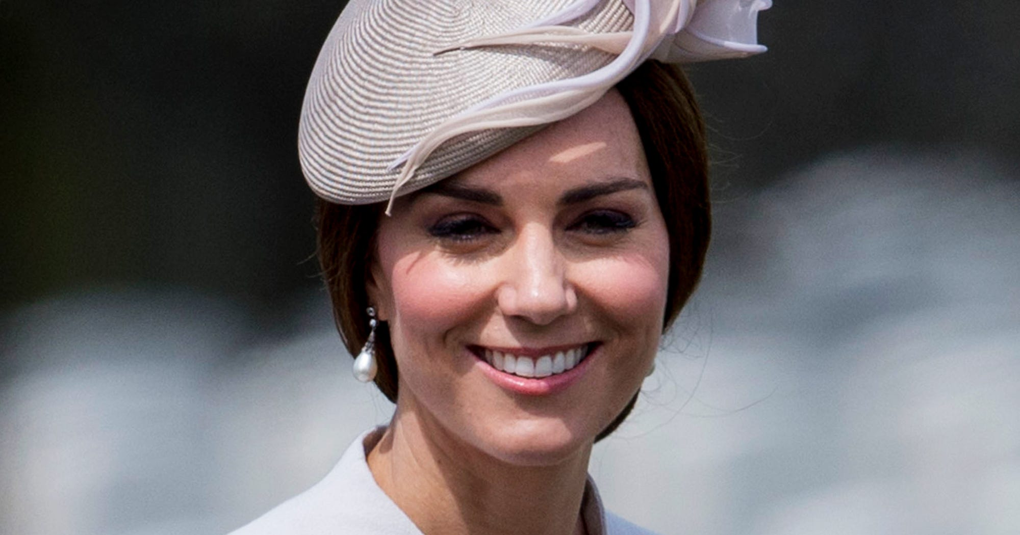 Did You Know Kate Middleton's Necklace Is A Secret Salute To Princess Diana?