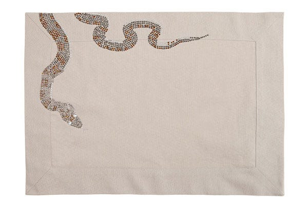 Zara Home Beaded Placemat 4 90 Originally 16 90 Available At Zara Home
