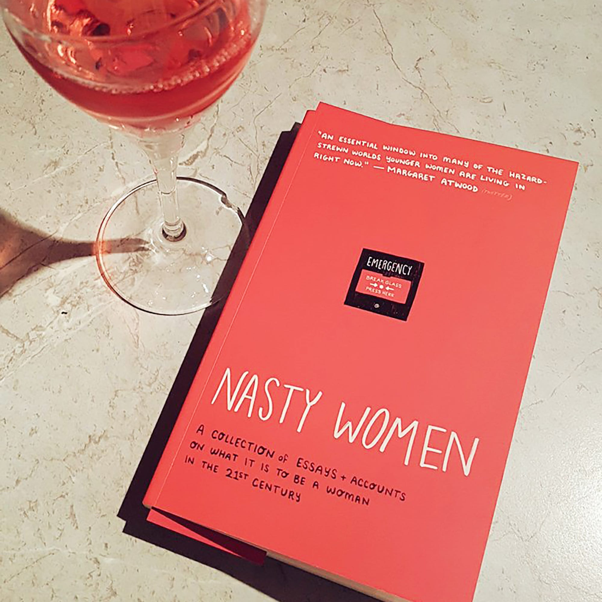 nasty women new book ink