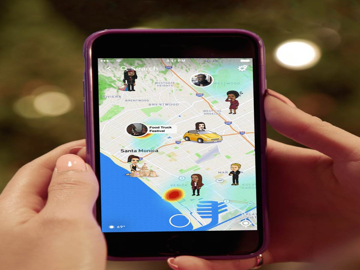 Snapchat's  Snap Map  Will Transform How You Connect With Friends