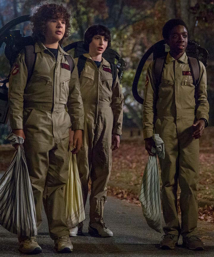 Stranger Things Season 2 is apparently going to be REALLY SCARY