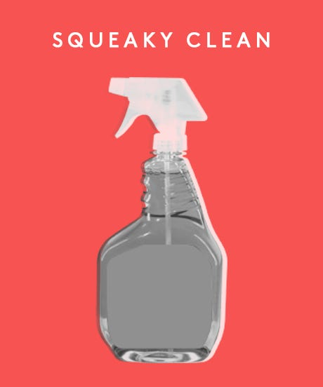 6 Easy DIY Home Cleaning Products