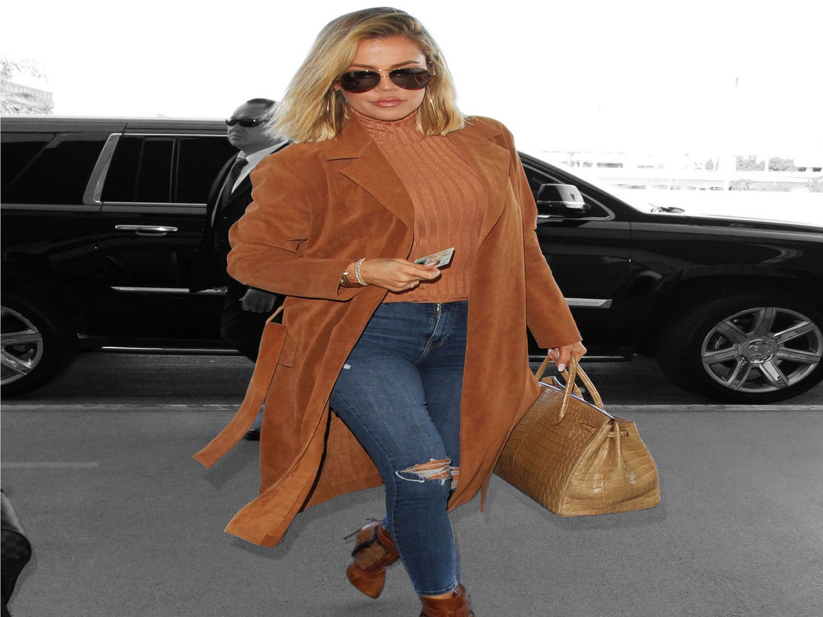 25 Times Khloé Kardashian s Style Was As Strong As Her Potty Mouth