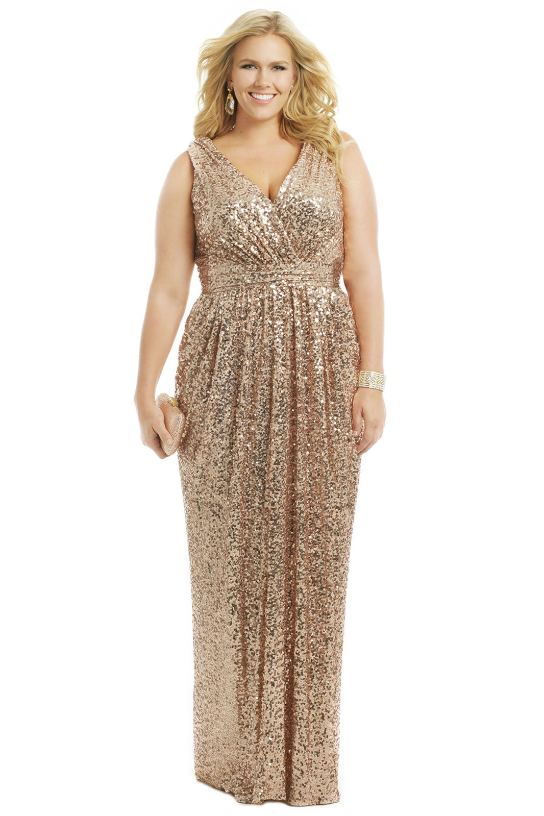 Plus Size Dresses Holiday Outfits