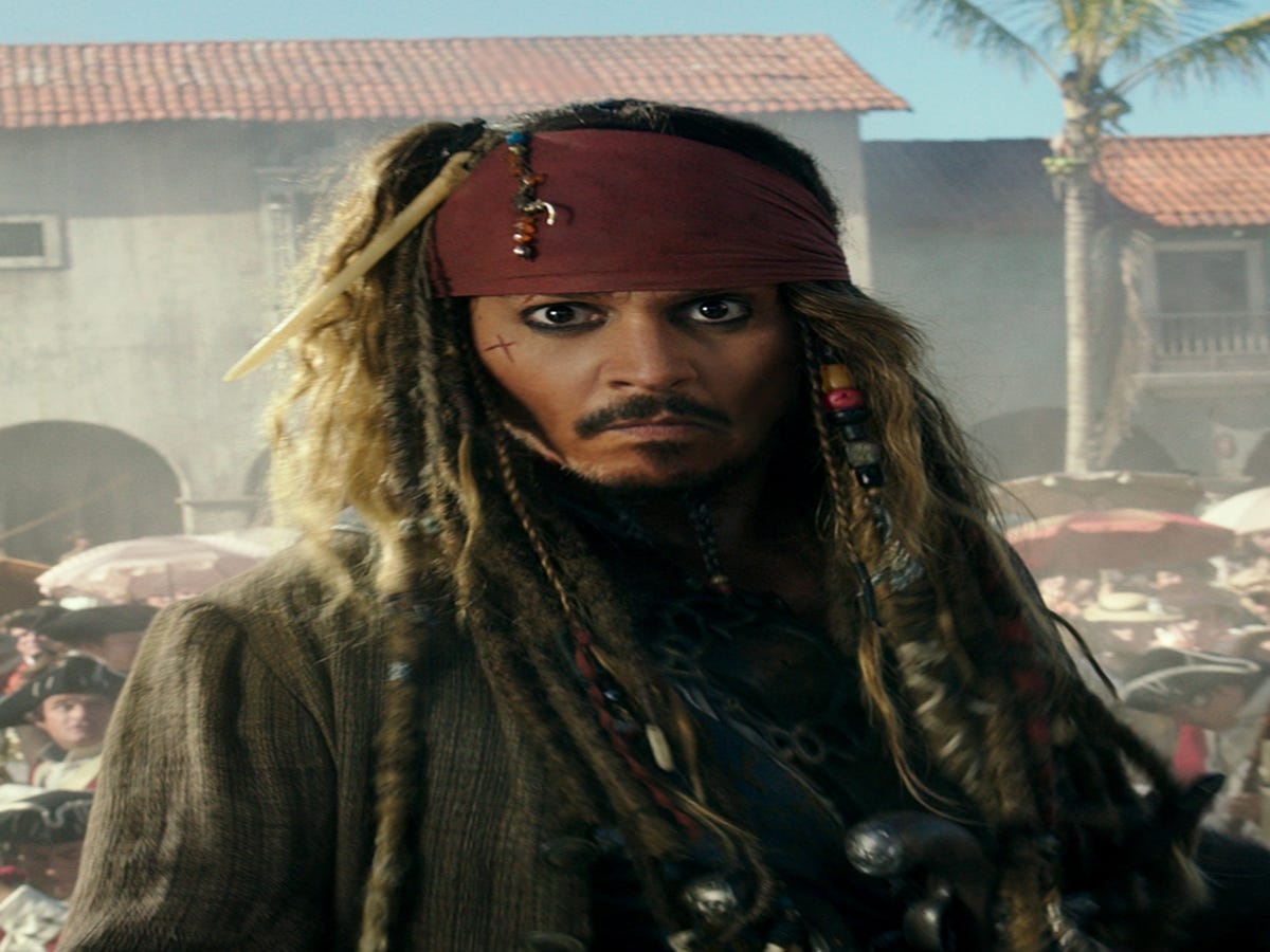 Javier Bardem Has Choice Words For Johnny Depp In The New Pirates Trailer