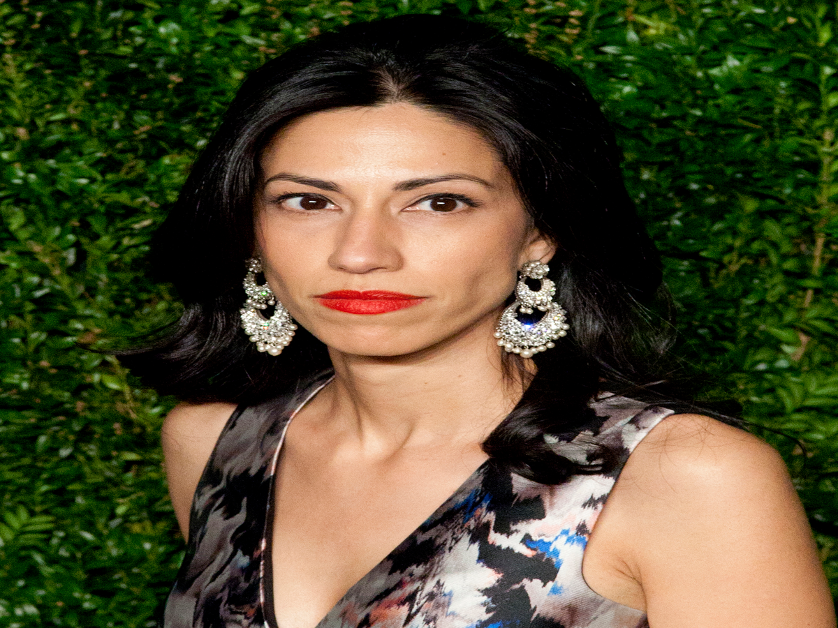 Huma Abedin Could Write A Book About Anthony Weiner & The Election