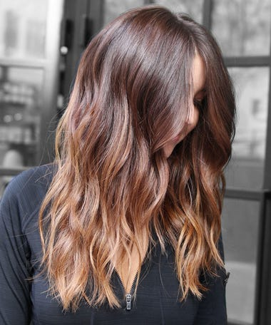 Hair highlights tips tricks diy hygge is the hair color trend were still talking about pmusecretfo Choice Image