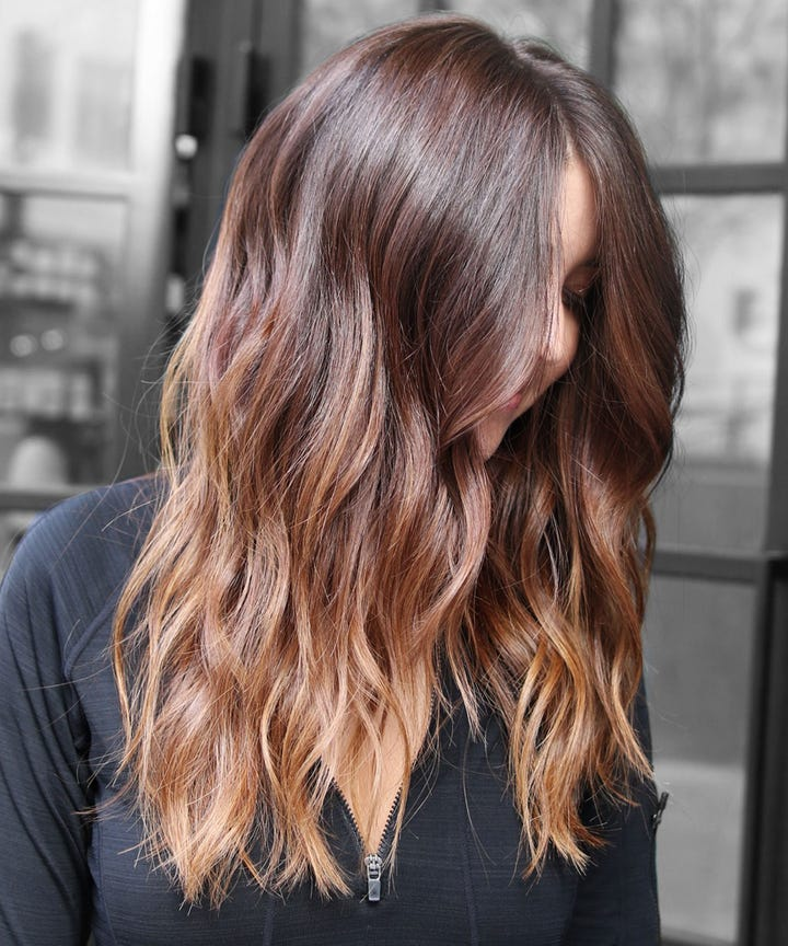 S Most Popular Hair Colour Trends - Hairstyle colour photo