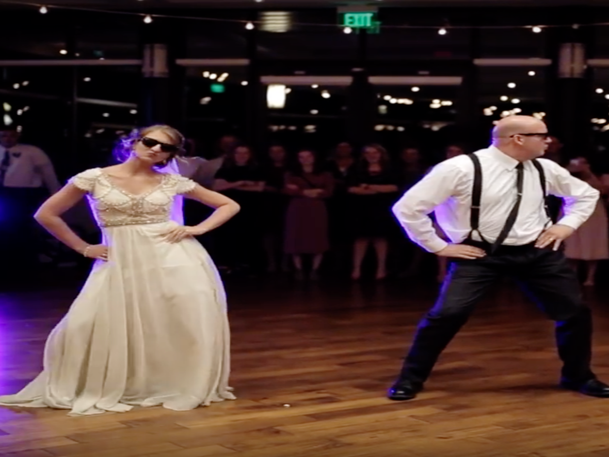 This Is The Last Father-Daughter Wedding Dance You Ever Need To Watch