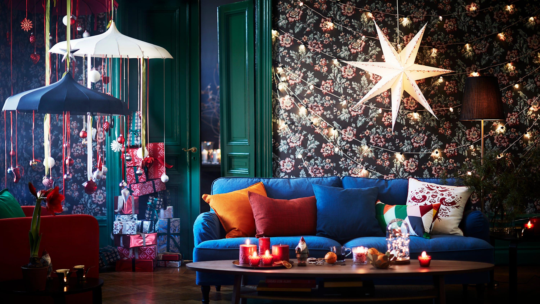 IKEA Holiday Catalog - Winter Christmas Decor