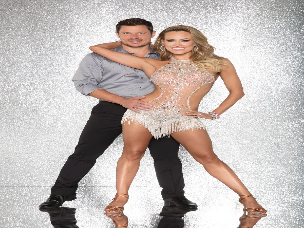 If You Loved Television From The  00s, You ll Love The New DWTS Cast