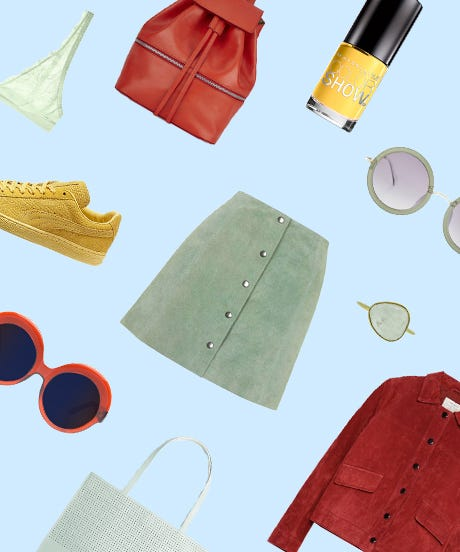 Surprising New Color Trends For Fall '15