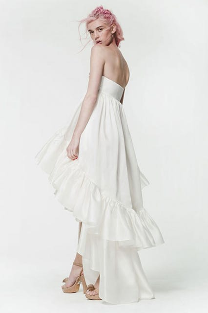 Pretty Wedding Day Looks From Indie Designers