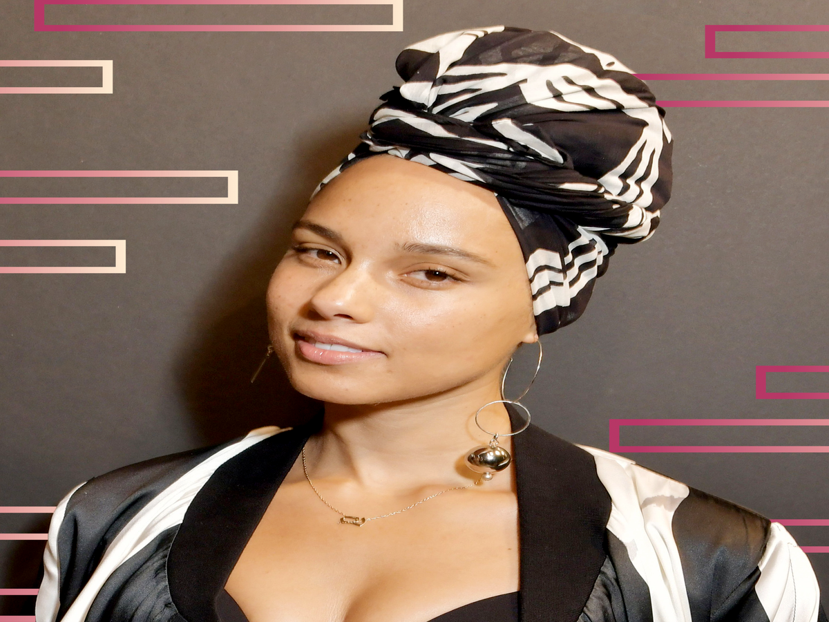 Alicia Keys Tackled Inequality In A Passionate Speech This Weekend