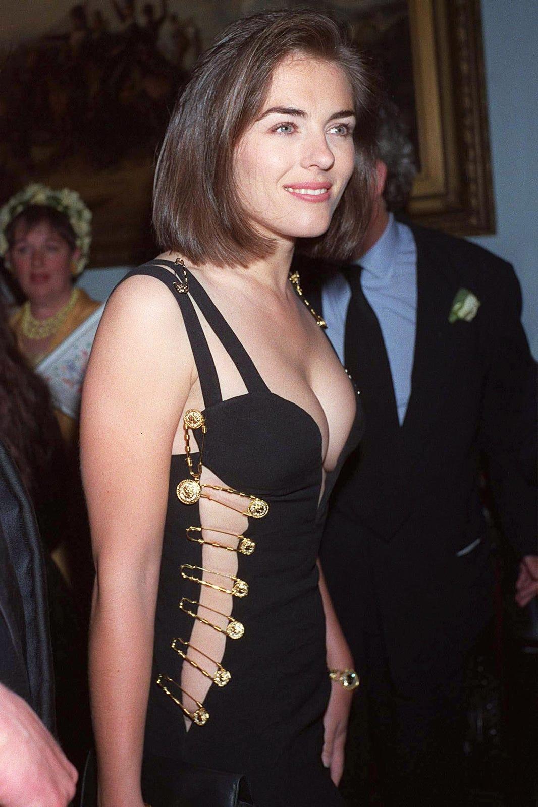 Liz hurley versace dress - Liz Hurley Versace Dress 35