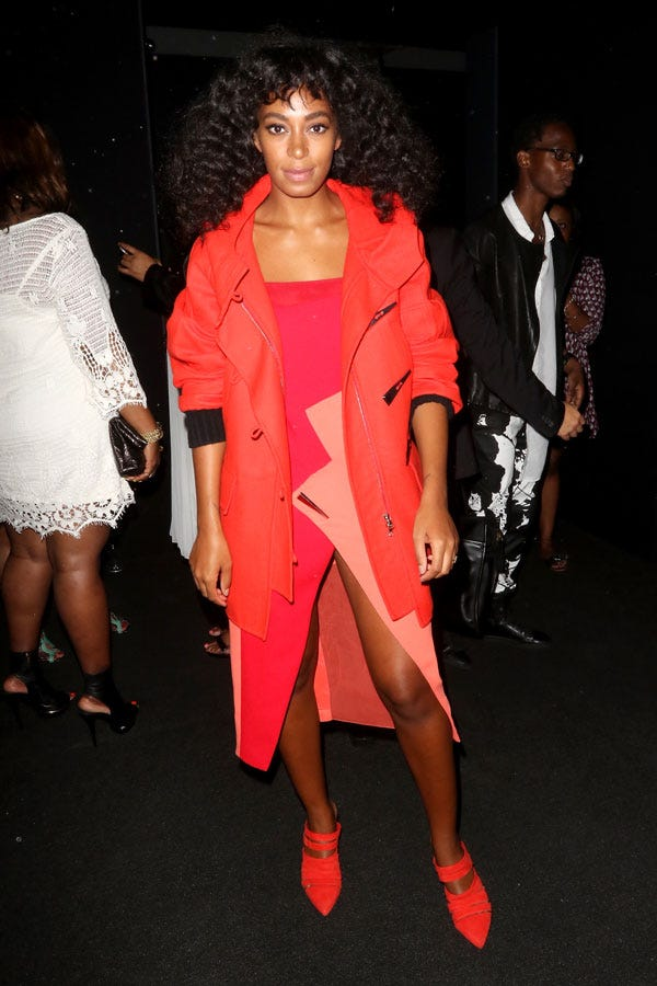 Solange Knowles Style | POPSUGAR Fashion