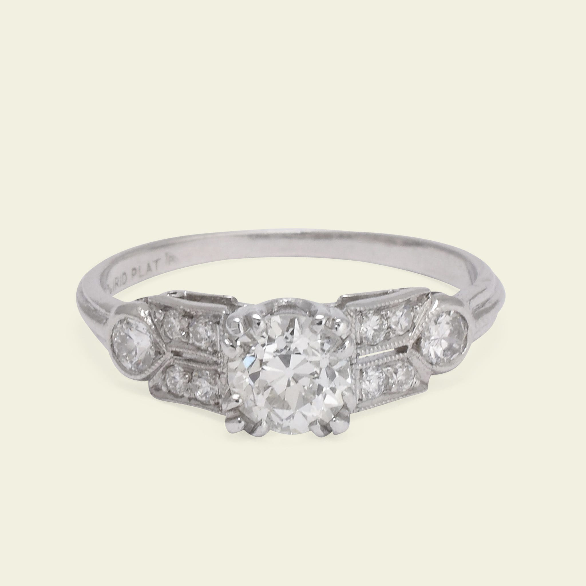 nyc engagement rings - made in new york wedding jewelry