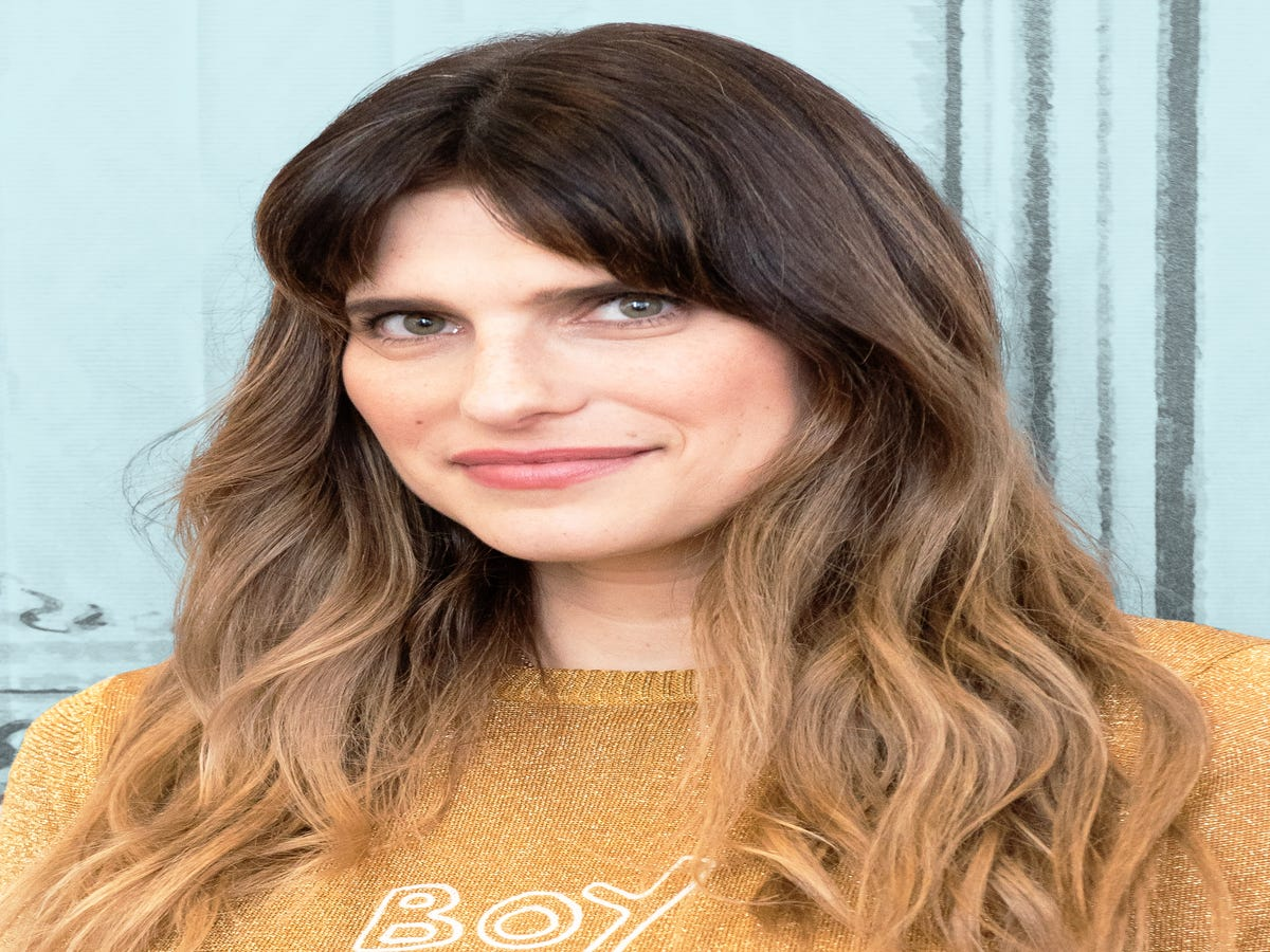 Lake Bell Finally Let Her Husband Give Her A Tattoo