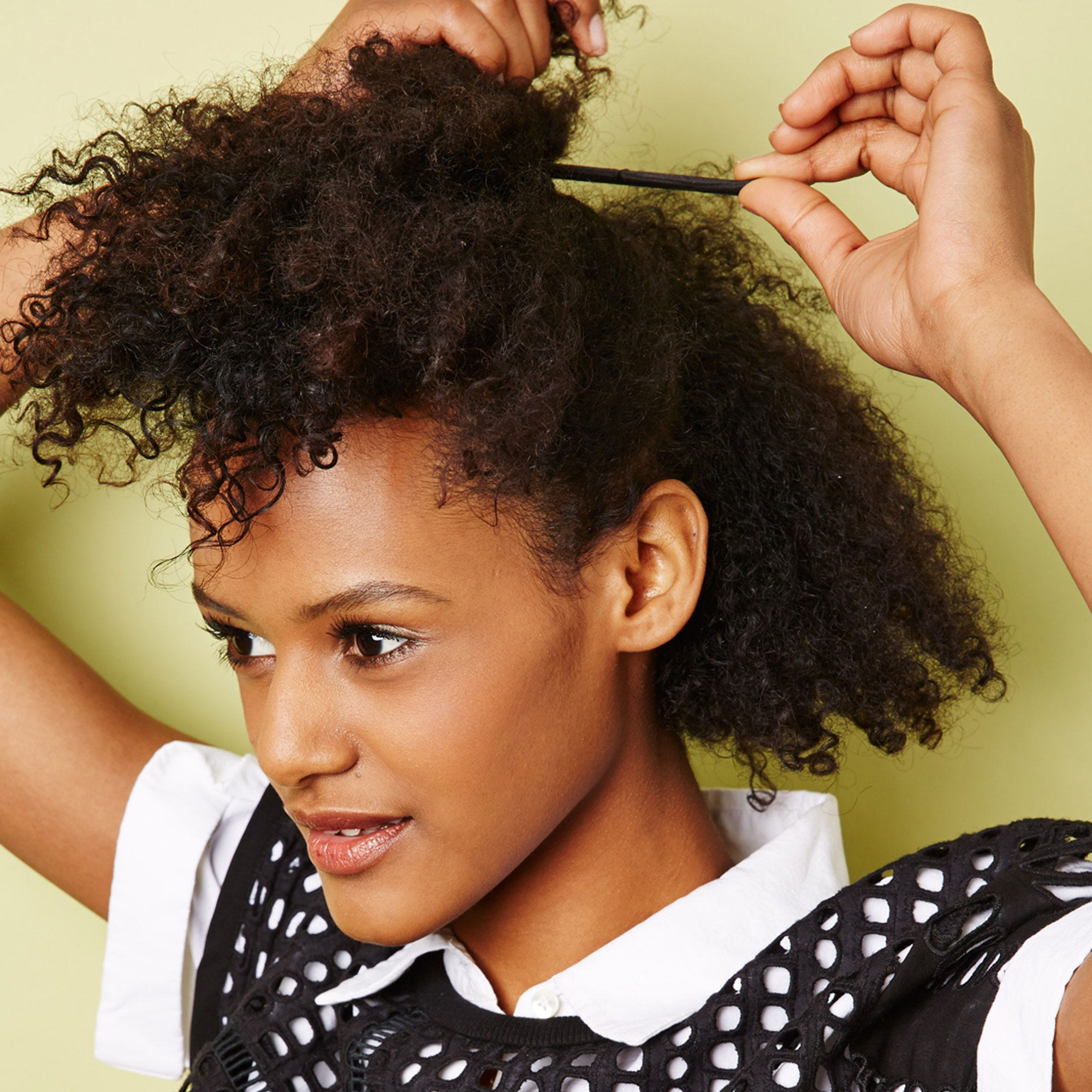 Quick Easy Protective Hairstyles For Natural Hair - Hairstyle design pictures