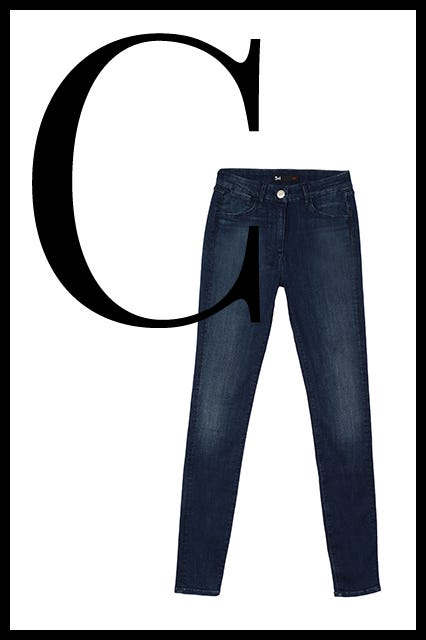 Learn About Denim Fashion Terms