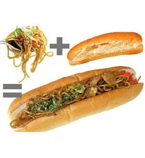 noodle+dog