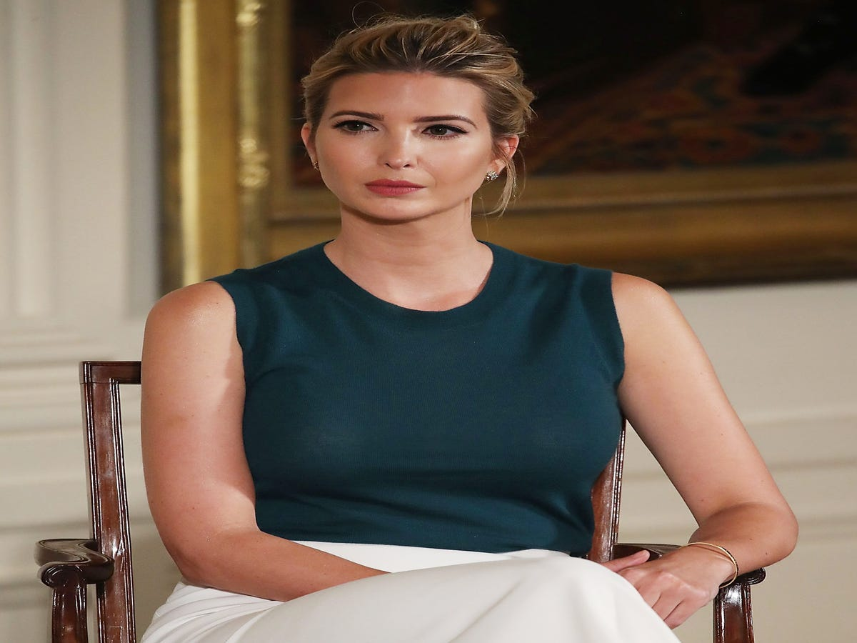 Here s What Ivanka Trump Could Actually Do If She Cares About #TimesUp