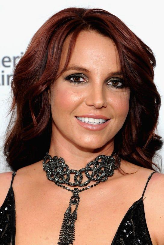 Britney Spears Hair Inspirations Vanitee Beauty Trends